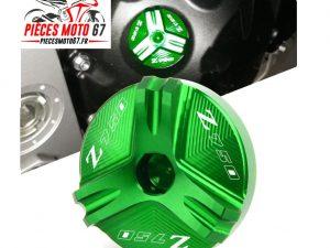 Bouchon magnétique de réservoir d'huile Kawasaki Z 750 2004-2012   Pièces Moto 67